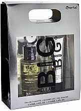Voňavky, Parfémy, kozmetika Omerta Big Release The Mood - Sada (edt/100ml + sh/gel/100ml)