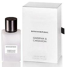Voňavky, Parfémy, kozmetika Banana Republic Gardenia & Cardamom - Parfumovaná voda