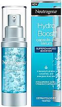 Voňavky, Parfémy, kozmetika Intenzívne hydratačné sérum na tvár - Neutrogena Hydro Boost Supercharged Booster