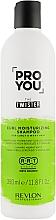 Voňavky, Parfémy, kozmetika Šampón na kučeravé vlasy - Revlon Professional Pro You The Twister Shampoo