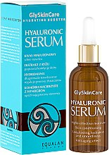 Voňavky, Parfémy, kozmetika Sérum s kyselinou hyalurónovou - GlySkinCare Hyaluronic Serum