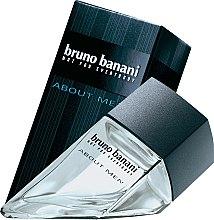 Voňavky, Parfémy, kozmetika Bruno Banani About Men - Toaletná voda