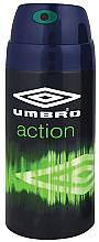Voňavky, Parfémy, kozmetika Umbro Action - Deodorant