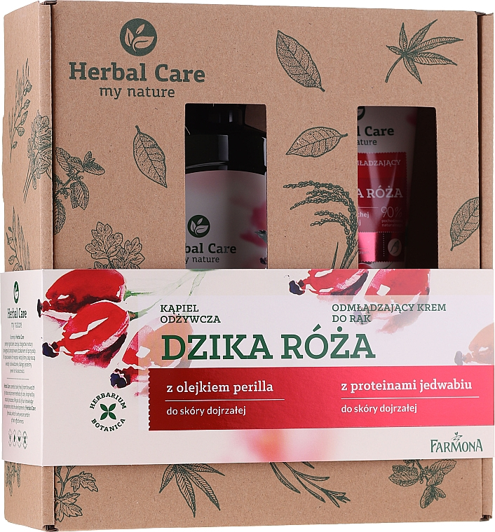 Sada - Farmona Herbal Care (milk/500ml + h/cr/100ml)
