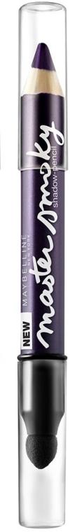 Tieňová ceruzka - Maybelline Master Smoky Shadow Pencil — Obrázky N1