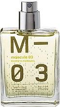 Voňavky, Parfémy, kozmetika Escentric Molecules Molecule 03 - Toaletná voda (vymeniteľná jednotka)
