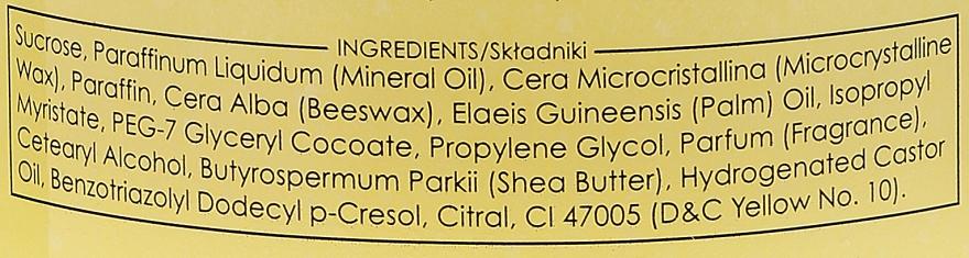 """Cukrový peeling na tvár """"Citrónový koláč"""""""" - Ziaja Sugar Body Peeling — Obrázky N3"""