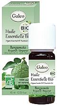 Voňavky, Parfémy, kozmetika Organický bergamotový éterický olej - Galeo Organic Essential Oil Bergamot