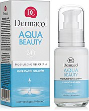 Voňavky, Parfémy, kozmetika Hydratačný gélový krém - Dermacol Aqua Beauty