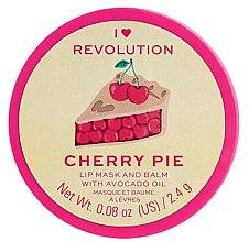 Voňavky, Parfémy, kozmetika Balzam a maska na pery - I Heart Revolution Cherry Pie Lip Mask & Balm