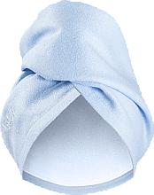Voňavky, Parfémy, kozmetika Uterák na vlasy, modrý - Glov Hair Wrap