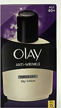 Voňavky, Parfémy, kozmetika Mlieko pre tvár - Olay Firm & Lift Anti Wrinkle Day Lotion