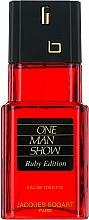 Voňavky, Parfémy, kozmetika Bogart One Man Show Ruby Edition - Toaletná voda