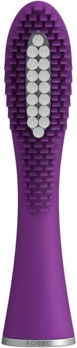 Vymeniteľná hlavica na kefku - Foreo Issa Mini Hybrid Brush Head Enchanted Violet
