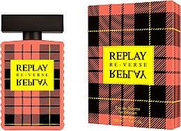 Voňavky, Parfémy, kozmetika Replay Signature Re-verse For Woman - Toaletná voda