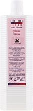 Voňavky, Parfémy, kozmetika Krémový oxidant 20vol  - Vitality's Crema Color