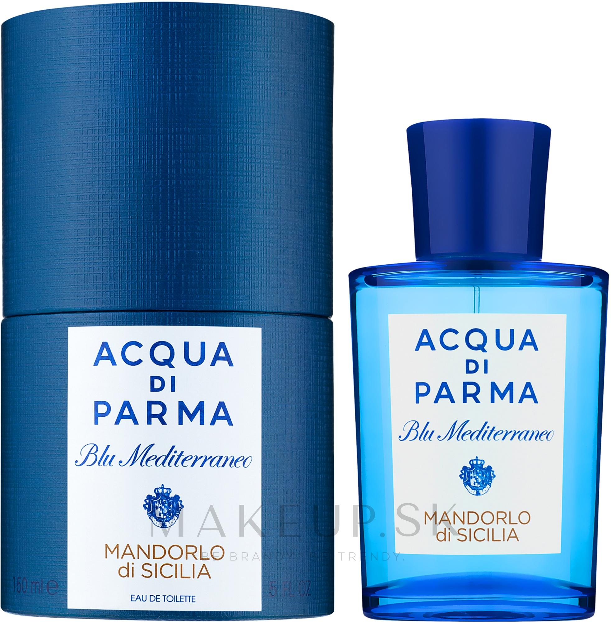 Acqua Di Parma Blu Mediterraneo Mandorlo Di Sicilia - Toaletná voda — Obrázky 150 ml