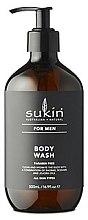 Voňavky, Parfémy, kozmetika Sprchový gél - Sukin Sukin For Men Body Wash