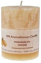 """Voňavky, Parfémy, kozmetika Vonná sviečka """"Pomaranč"""" - The Secret Soap Store SPA Aromatherapy Candle Orange"""
