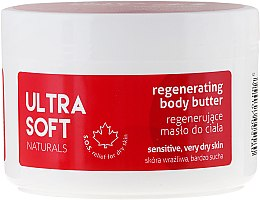 Voňavky, Parfémy, kozmetika Regeneračný telový olej - Ultra Soft Naturals Regenerating Body Butter