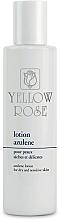 Voňavky, Parfémy, kozmetika Azulénový lotion pre suchú a citlivú pokožku s vitamínom E a alantoínom - Yellow Rose Lotion Azulene
