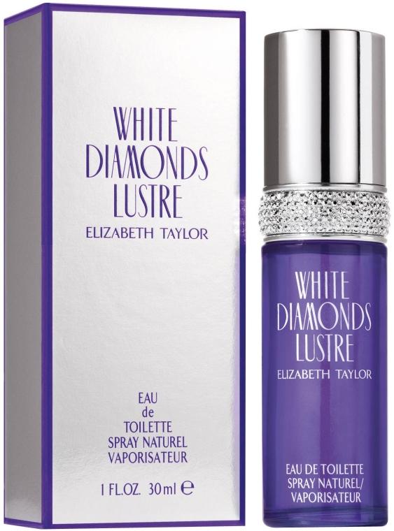Elizabeth Taylor White Diamonds Lustre - Toaletná voda