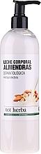 Voňavky, Parfémy, kozmetika Telové mlieko - Tot Herba Almond Body Milk