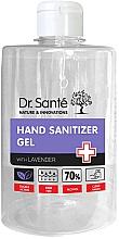 Voňavky, Parfémy, kozmetika Antibakteriálny gél na dezinfekciu rúk s levanduľou - Dr. Sante Antibacterial Hand Sanitizer Gel With Lavender