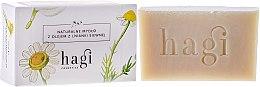 Voňavky, Parfémy, kozmetika Prírodné mydlo s olejom zo semien - Hagi Soap