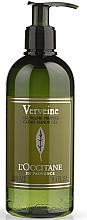 """Voňavky, Parfémy, kozmetika Gél na dezinfekciu rúk """"Verbena"""" - L'Occitane Verbena Clean Hands Gel"""