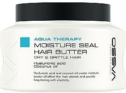 Voňavky, Parfémy, kozmetika Hydratačné maslo na vlasy - Vasso Professional Moisture Seal Hair Butter