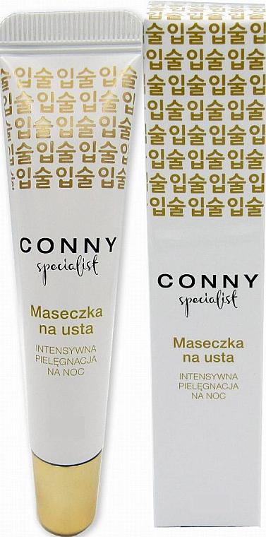 Hydratačná nočná maska na pery - Conny Specialist lip mask