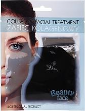 Voňavky, Parfémy, kozmetika Kolagénová terapia s čokoládou - Beauty Face Collagen Hydrogel Mask