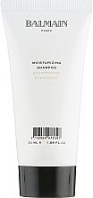 Voňavky, Parfémy, kozmetika Hydratačný šampón na vlasy - Balmain Paris Hair Couture Moisturizing Shampoo Travel Size