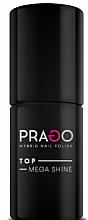 Voňavky, Parfémy, kozmetika Finišový povlak - Prago Top Mega Shine