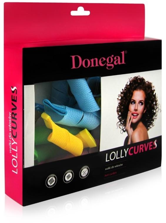 """Sada natáčok na vlasy """"Lolly Curves"""" 5007 - Donegal"""
