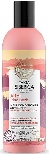 Balzam na regeneráciu poškodených vlasov - Natura Siberica Doctor Taiga