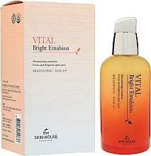 Voňavky, Parfémy, kozmetika Vitalizačná emulzia pre rovnomernú pleť - The Skin House Vital Bright Emulsion