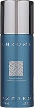 Voňavky, Parfémy, kozmetika Azzaro Chrome - Deodorant