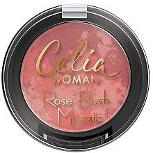 Voňavky, Parfémy, kozmetika Lícenka - Celia Woman Rose Blush Mosaic