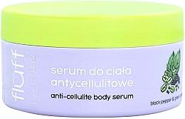 """Voňavky, Parfémy, kozmetika Sérum na telo """"Proticelulitídové"""" - Fluff Anti-Celluite Body Serum"""
