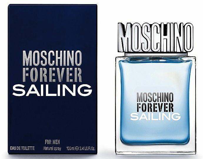 Moschino Forever Sailing - Toaletná voda