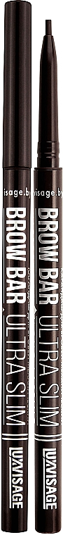 Mechanická ceruzka na obočie - Luxvisage Brow Bar Ultra Slim