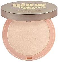 Voňavky, Parfémy, kozmetika Kompaktný krémový rozjasňovač na tvár - Pupa Glow Obsession Compact Face Cream Highlighter