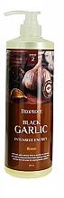 Voňavky, Parfémy, kozmetika Maska na vlasy s výťažkom z čierneho cesnaku - Deoproce Black Garlic Intensive Energy Hair Pack
