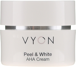 Voňavky, Parfémy, kozmetika Krém na tvár - Vyon Peel and White AHA Cream