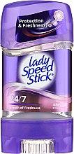 "Voňavky, Parfémy, kozmetika Dezodorant ""Dych sviežosti"" - Lady Speed Stick Breath of Freshness Antiperspirant Deodorant Gel Stick Women"
