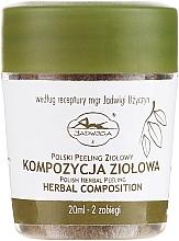 Voňavky, Parfémy, kozmetika Peeling pre tvár - Jadwiga Herbal Composition Peeling