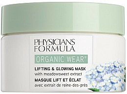Voňavky, Parfémy, kozmetika Gélová maska na tvár - Physicians Formula Organic Wear Lifting & Glowing Mask