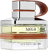 Voňavky, Parfémy, kozmetika Emper Saga - Toaletná voda